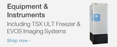 TSX ULT Freezer and EVOS Imaging System